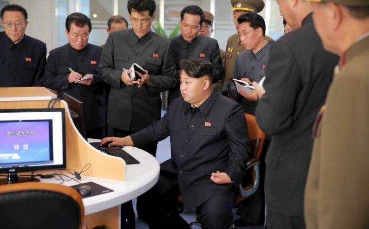 ¿Cuantos dominios web existen en Corea del Norte?