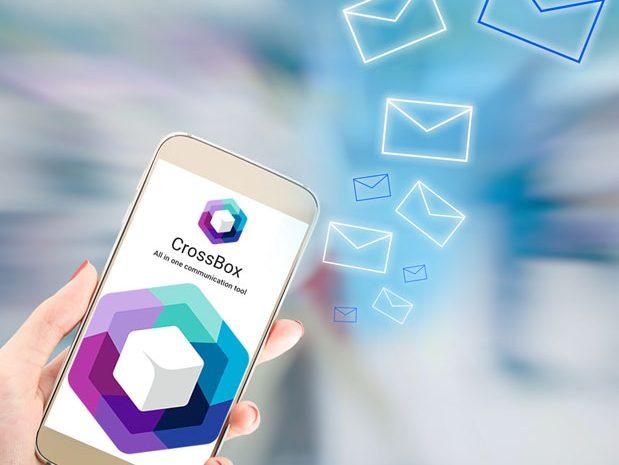 CrossBox: la plataforma más poderosa de webmail.